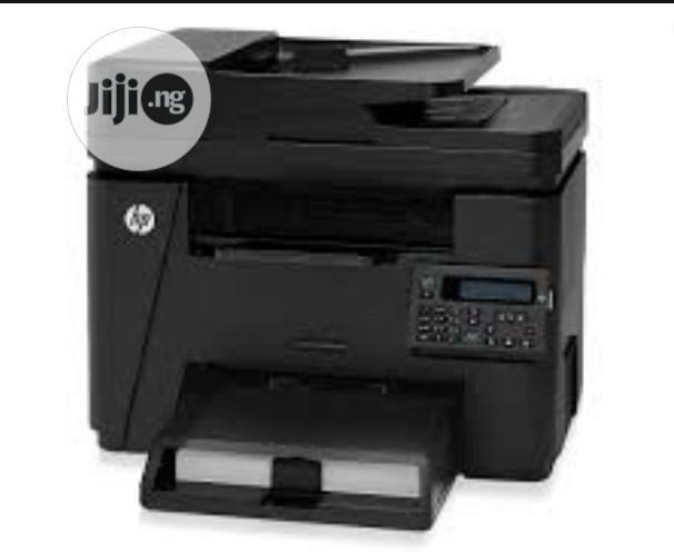 HP Laserjet Pro M225dn Printer - Black White
