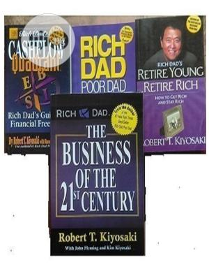 Robert Kiyosaki Bundle | Books & Games for sale in Lagos State, Surulere