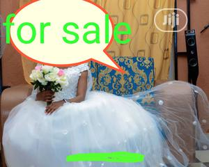 Wedding Gown And Bouque For Sale | Wedding Wear & Accessories for sale in Kwara State, Ilorin South