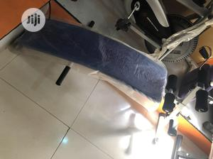 Brand New Sit-up Bench With Dumbbell And Push-up Bar | Sports Equipment for sale in Ogun State, Ijebu