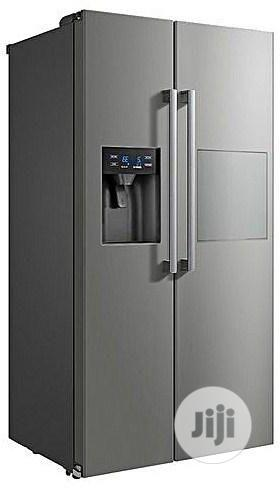 Midea Side By Side Refrigerator | Kitchen Appliances for sale in Lagos State, Lekki
