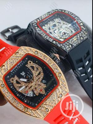 Richard Mille Rubber Strap Watch   Watches for sale in Lagos State, Lagos Island (Eko)