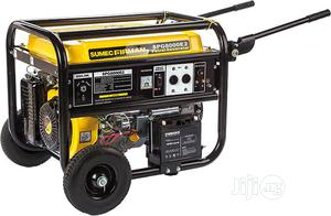 Brand New 6.5kva Sumac Fireman Generator 100% Copper | Electrical Equipment for sale in Lagos State, Ojo