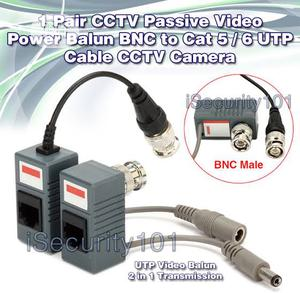 BNC Cat Cable To Coaxial   Accessories & Supplies for Electronics for sale in Lagos State, Ikeja