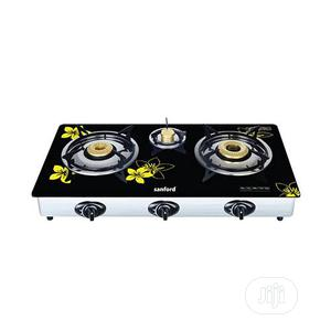 Brand New Sanford Table Gas Cooker 2 Borner With Warranty | Kitchen Appliances for sale in Lagos State, Ojo