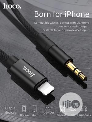 Hoco UPA13 Apple Digital Audio Conversion Cable   Accessories & Supplies for Electronics for sale in Lagos State, Ikeja