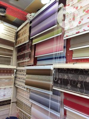 Wooden / Day&Night Blind Curtains | Home Accessories for sale in Anambra State, Onitsha