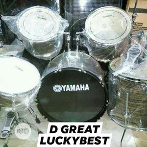 Quality 5 Set Yamaha Drum | Musical Instruments & Gear for sale in Lagos State, Ojo