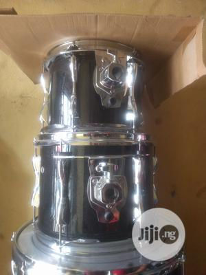 Virgin Drum Set Two Poles And | Musical Instruments & Gear for sale in Lagos State, Ojo