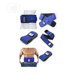 Super Slim X5 Electric Vibrating Massage Waist Fatigue Belt | Massagers for sale in Lagos State, Lagos Island (Eko)