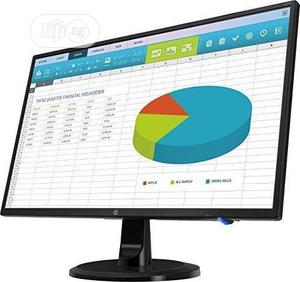 HP N246V 23.8 Inch Monitor | Computer Monitors for sale in Lagos State, Ikeja