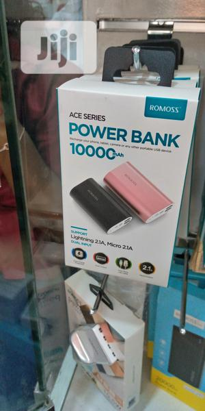 Romoss Power Bank 10000mah Ace Series (Gift Items Like) | Accessories for Mobile Phones & Tablets for sale in Lagos State