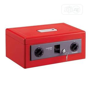 Steel Cash Box or Safe Box   Store Equipment for sale in Lagos State, Ikeja