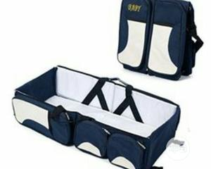 Baby Bag 2 In 1 - Diaper Bag, Travel Bed, Change Station, Mosquito Net   Baby & Child Care for sale in Lagos State