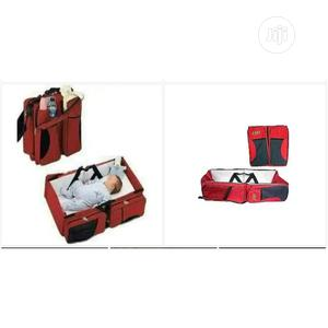 Baby Bag 2 In 1-diaper Bag, Travel Bed, Change Station,Mosquito Net   Baby & Child Care for sale in Lagos State