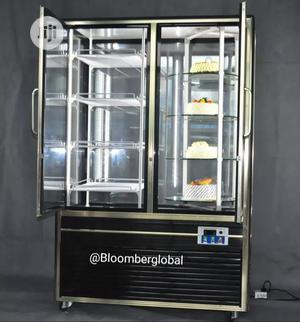 Standing Cake Display Refrigerator Double Door | Store Equipment for sale in Lagos State, Ojo