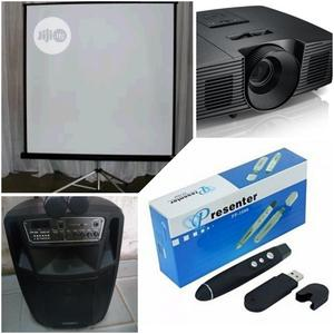 Rent Projector With Complete Accessories | Party, Catering & Event Services for sale in Lagos State, Maryland