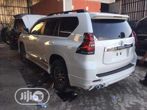 Toyota Prado 2010 Upgraded To 2018 Sample | Automotive Services for sale in Lagos State, Mushin