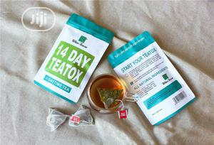 14 Day Teatox Detox 100 Natural SKINNY Herb Tea Weight Loss   Vitamins & Supplements for sale in Lagos State, Amuwo-Odofin