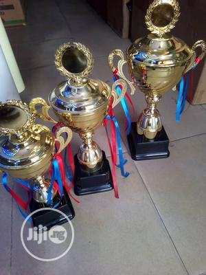 Gold Award Trophy | Arts & Crafts for sale in Lagos State, Mushin