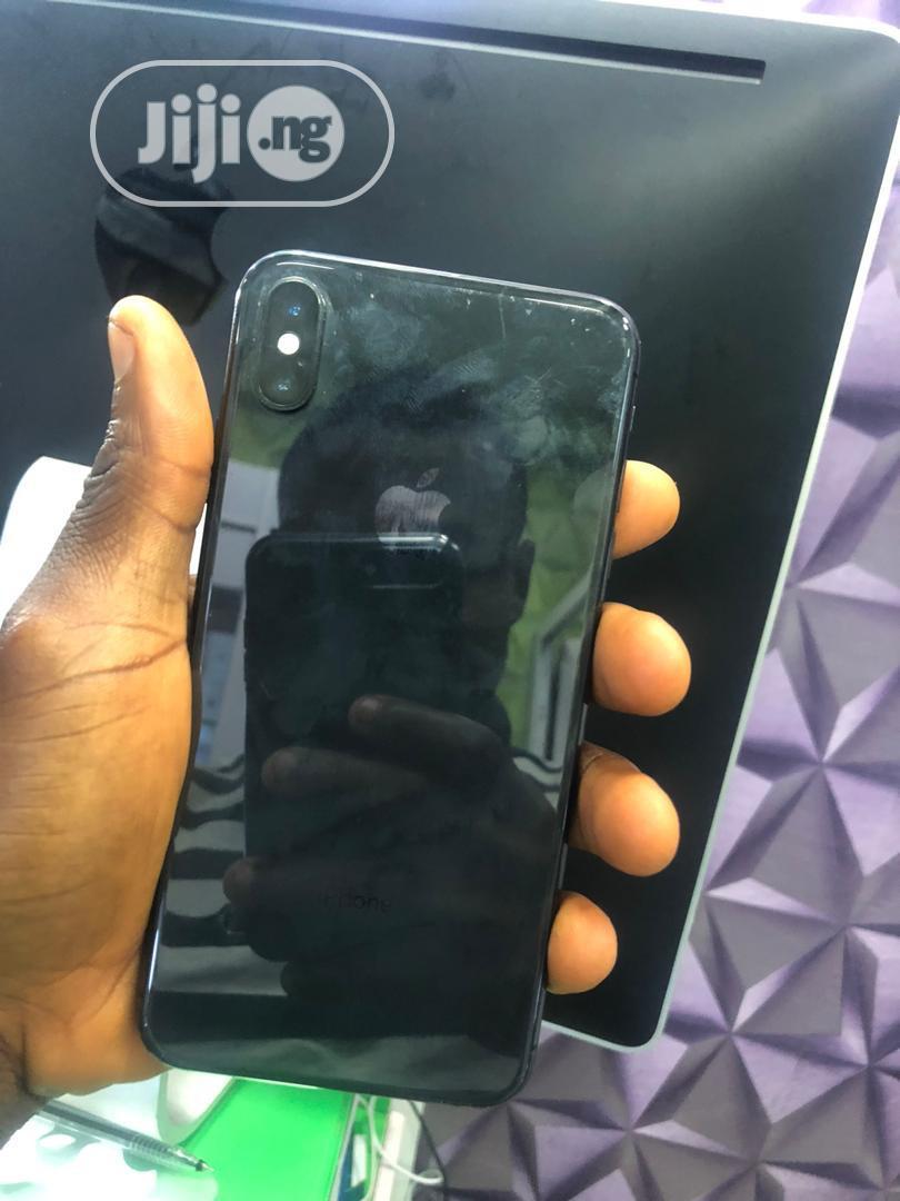 Apple iPhone XS 64 GB Black   Mobile Phones for sale in Ikeja, Lagos State, Nigeria
