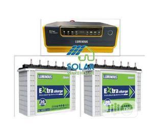 Full 1500VA Inverter And Solar Installation | Building & Trades Services for sale in Ebonyi State, Abakaliki