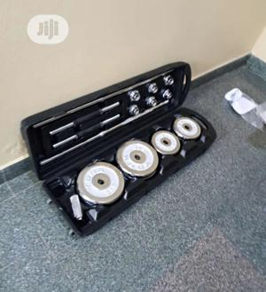 50kg Barbell With Box | Sports Equipment for sale in Lagos State, Yaba