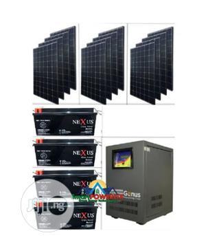 Full 4000VA Inverter And Solar Installation | Solar Energy for sale in Ebonyi State, Ebonyi