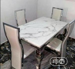 Marble Dining Table   Furniture for sale in Bayelsa State, Yenagoa