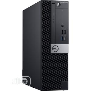 New Desktop Computer Dell OptiPlex 7060 8GB Intel Core i5 HDD 500GB | Laptops & Computers for sale in Lagos State, Ikeja