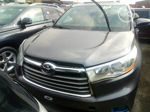 Toyota Highlander 2015 Gray | Cars for sale in Lagos State