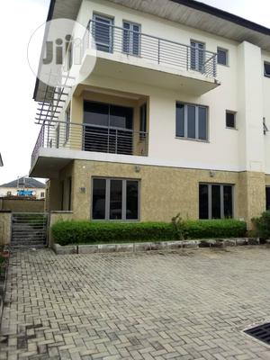 Luxury 4 Bed Semi Detached Duplex + BQ 4 Rent In Lekki Phase1 | Houses & Apartments For Rent for sale in Lagos State, Lekki