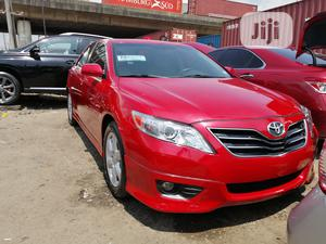 Toyota Camry 2008 2.4 SE Automatic Yellow | Cars for sale in Lagos State, Apapa