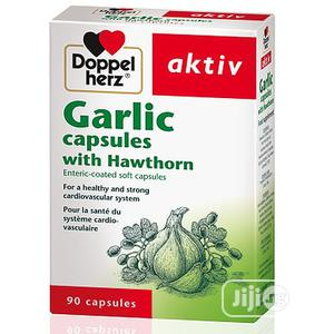 Doppelherz Heart, Health Blood - Garlic With Hawthorn | Vitamins & Supplements for sale in Abuja (FCT) State, Wuse 2