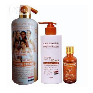 Pure Eygptian Lotion,Oil Cream Bath | Skin Care for sale in Lagos State, Lekki