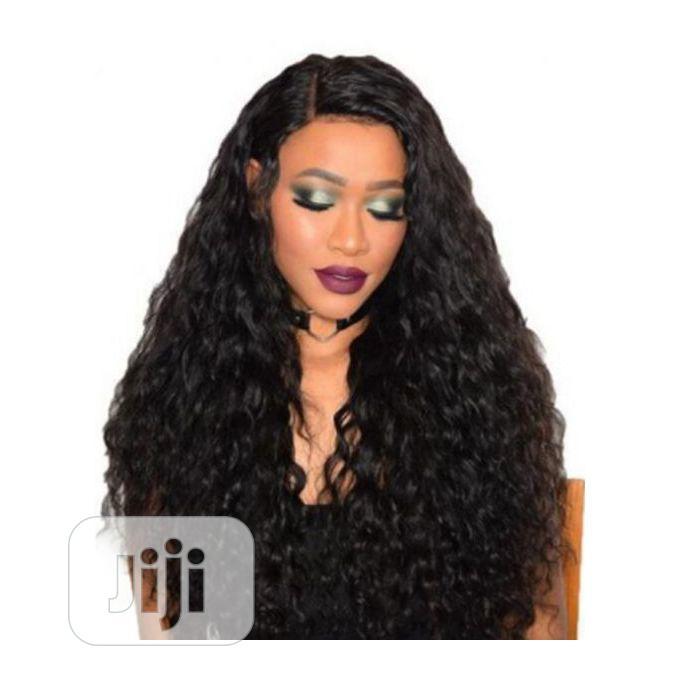 Topnotch Long Curly Wig