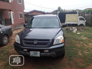 Honda Pilot 2004 Gray | Cars for sale in Anambra State, Awka