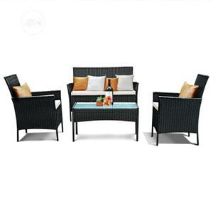 Outdoor Living Made Easy W/ Uv-Resistant Rattan Furniture   Furniture for sale in Lagos State, Ikeja