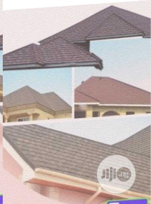 Nosen 0.55 Thickness New Zealand Gerard Stone Coated Roofing Sheets   Building Materials for sale in Lagos State, Lekki