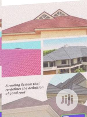 0.55 Thickness New Zealand Gerard Stone Coated Roofing Sheets Shingle   Building Materials for sale in Lagos State, Surulere