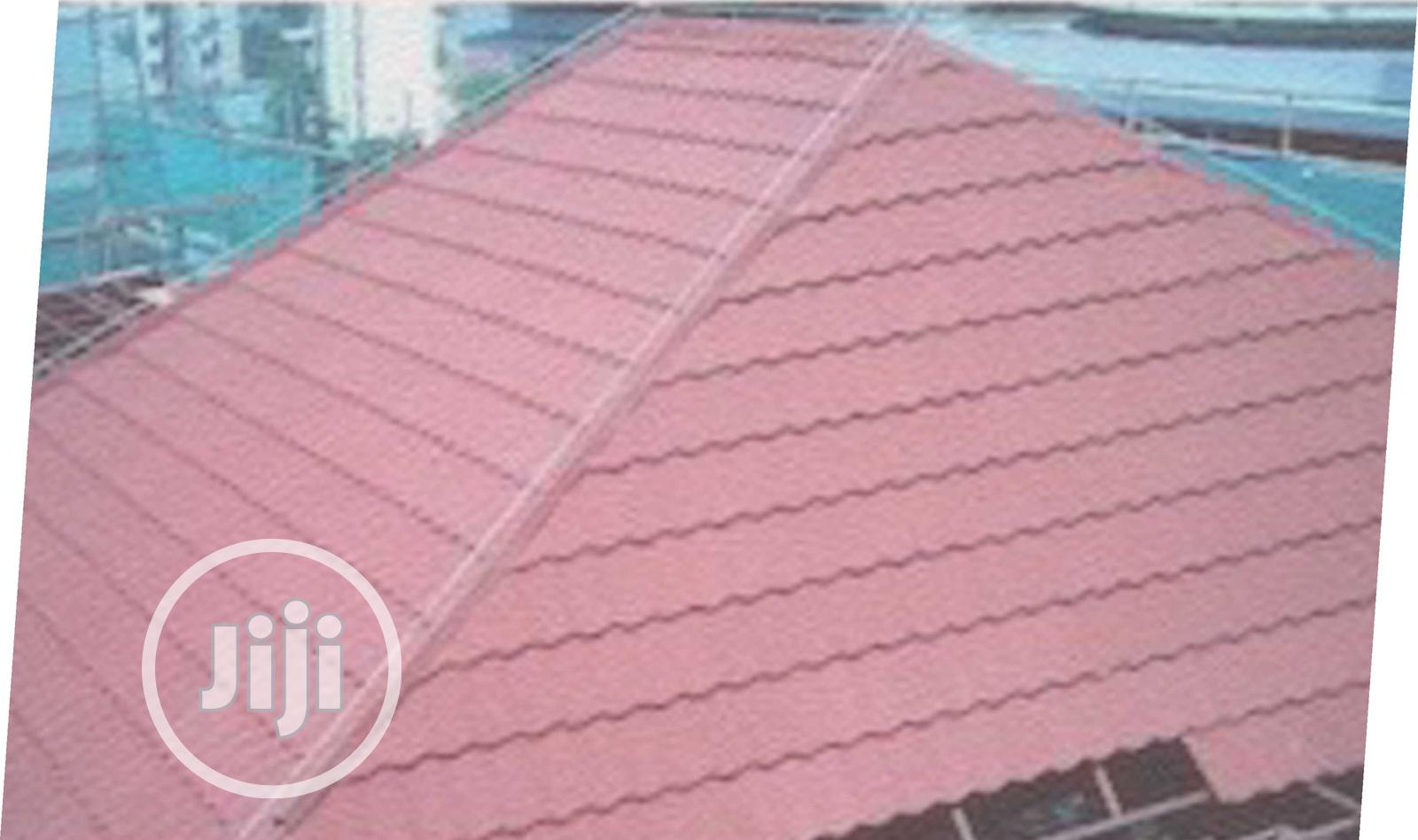 0.55 Thickness New Zealand Gerard Stone Coated Roofing Sheets Roman