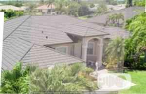 Shingle 0.55 New Zealand Gerard Stone Coated Roofing Sheets   Building Materials for sale in Lagos State, Victoria Island
