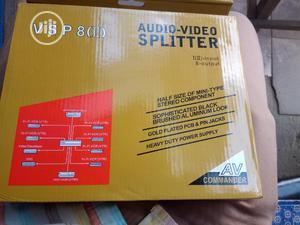 8port Av Splitter | Accessories & Supplies for Electronics for sale in Lagos State, Ikeja