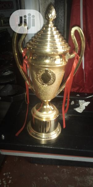 Gold Trophy   Arts & Crafts for sale in Lagos State, Apapa