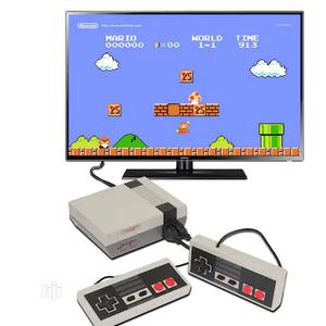 620 Built-in Games Video Game System 2 Gamepad | Video Game Consoles for sale in Lagos State, Ikeja