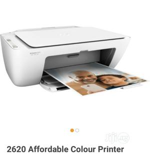 Brand New Imported Hp Deskjet Printer 3 in 1. | Printers & Scanners for sale in Lagos State, Yaba