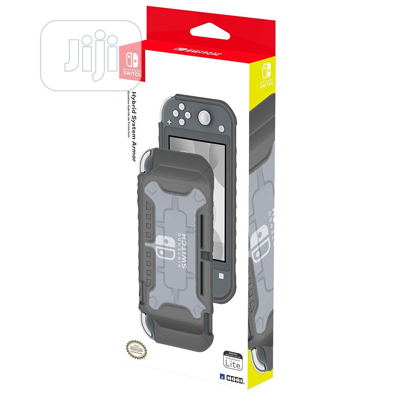 Nintendo Switch Lite Hybrid System Armor - Grey