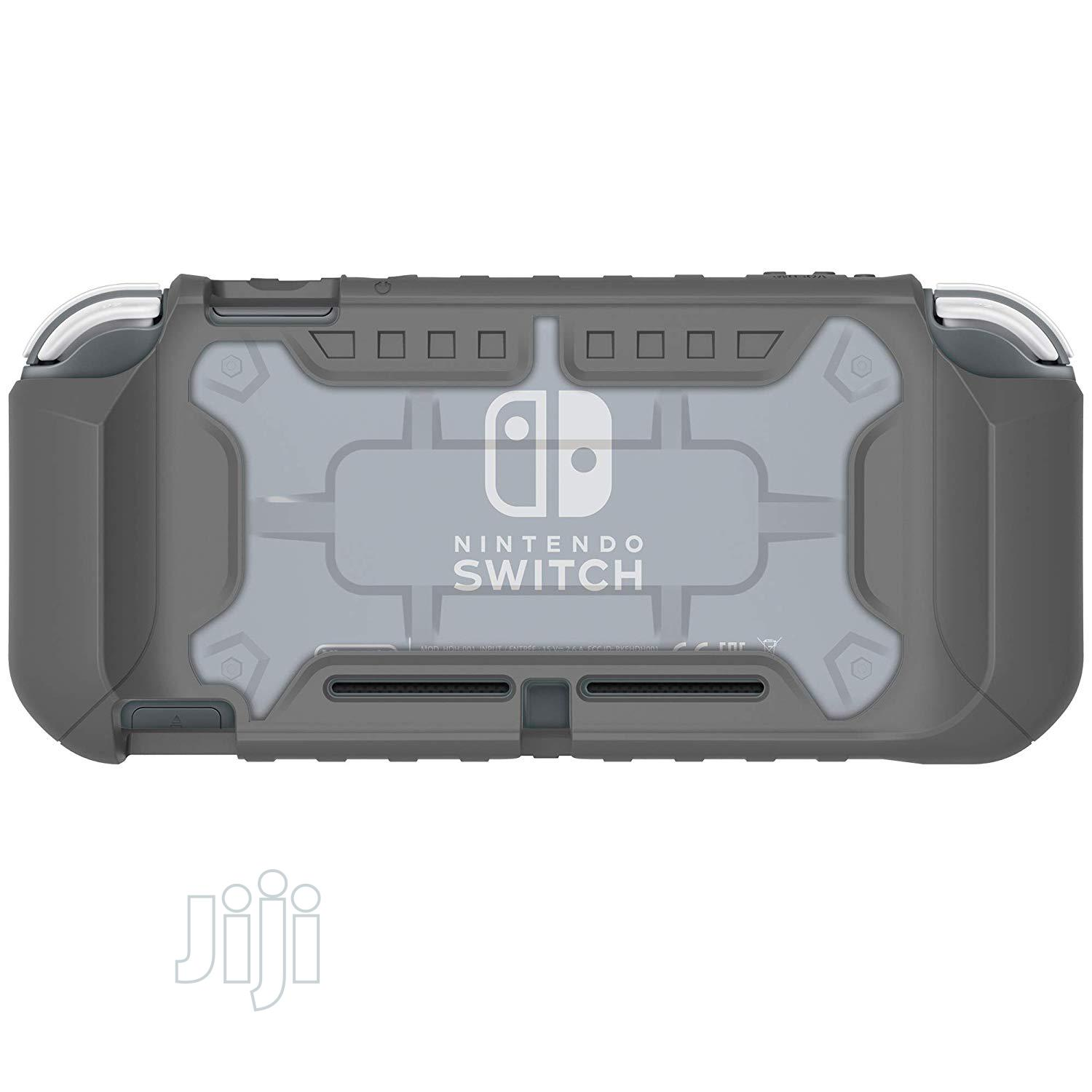 Nintendo Switch Lite Hybrid System Armor - Grey   Accessories & Supplies for Electronics for sale in Ikeja, Lagos State, Nigeria