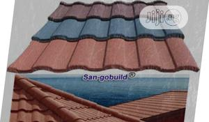 Water Gutter & Canada Gerard Stone Coated Roof Nosen | Building Materials for sale in Imo State, Owerri