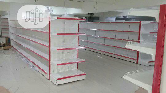 Single Side Supermarket Shelf   Store Equipment for sale in Surulere, Lagos State, Nigeria